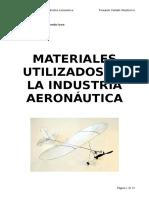 140981268 Materiales Utilizados en La Industria Aeronautica Fernando Castano Membrives