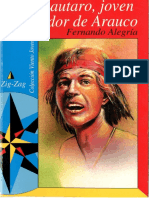 Lautaro, joven libertador de Arauco