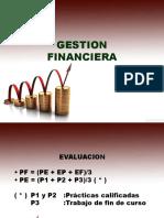 Gestión Financiera Semestre 2017I.ppt