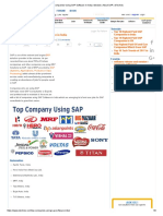 Top Companies Using SAP Software in India _ Module _ About SAP _ STechies