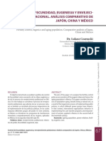 Control Fecundidad Mexico Japon China