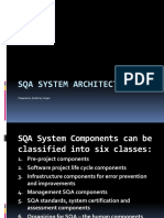 SQA System Architecture