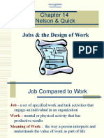 Jobs & the Design of Work - Copy