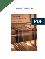 Frederiksen%2C Ninette - Manual de Tejeduria