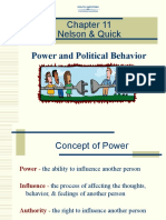OB-58-OB Ch11-Power and Political Behavior