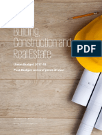 Building Construction and Real Estate