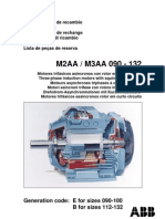Spare Parts M2AA90
