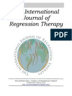 The Journal of Regression Therapy 2016