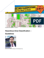 Hazardous Area Classification