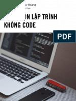 Nhạp Mon Lap Trinh Khong Code - Toidicodedao
