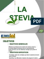 Diapositiva Stevia
