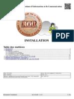 Alcasar 3.1.4 Installation Fr