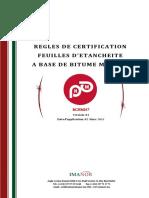 REGLES DE CERTIFICATION des membranes à base de bitume modifié.pdf