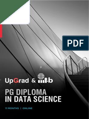 Brochure IIITB | Big Data | Statistics