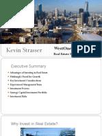 Kevin Strasser| Advantages of Investing in Real Estate