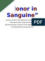 Honor in Sanguine - BC