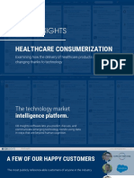 CB Insights Digital Healthcare Webinar