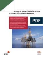 Metodologia Para La Estimacin de Las Reservas Petroleras