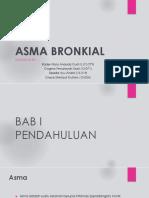 Referat Asma Bronkial