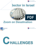 05-Water Sector in Israel - Zoom on Desalination