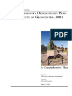 Community Development Plan 2001