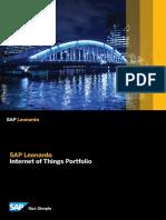 SAP Leonardo_ Internet of Things