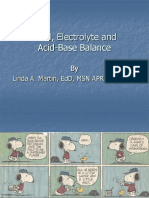 Fluid Electrolytes Acid Base Fa 11