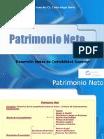 Patrimonio Neto - Contabilidad Superior - UNLPam