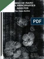 curso de piano para principiantes y adultos por James Bastien.pdf