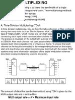 Pertemuan 10_Multiplexing