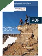 CSAPL Hospitality Update