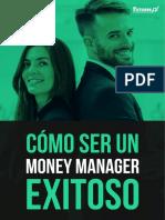 eBook Como Ser Money Manager Exitoso