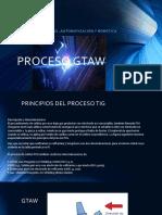 Proceso Gtaw