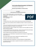 Programa General Interescuelas Mar del Plata 2017