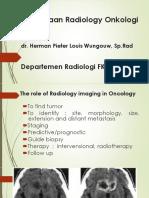 Pemeriksaan Radiology Onkologi