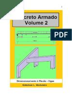 LIVRO Concreto Armado Vol. 2