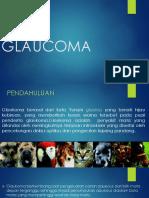 Glaucoma 2016