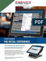 Cashier POS Solutions Brochure