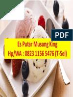Termurah & Bergaransi, Pabrik Es Putar di Makassar, Call/WA