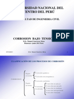 Corrosion Bajo Tension