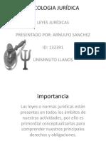 Diapositivas Psicologia Juridica