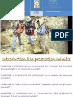 Introduction à La Prospection Minière