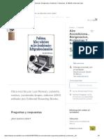 Aire Acondicionado, Rerigeracion, Problemas Y Soluciones - $ 789.pdf