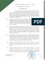 Reforma de Acuerdo Ministerial No MDT-2017-0007