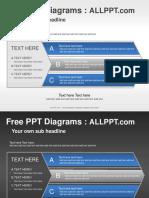 Value Chain Flow PPT Diagrams Standard