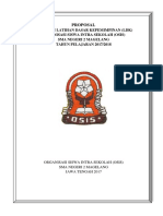 Proposal LDK OSIS PDF