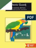 El teorema del loro - Denis Guedj.pdf