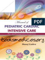 Manual of Pediatric Cardiac Intensive Care (1)