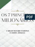 Os 7 Principios Milionarios