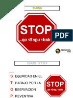 Sistema Stop General-observacion Preventiva